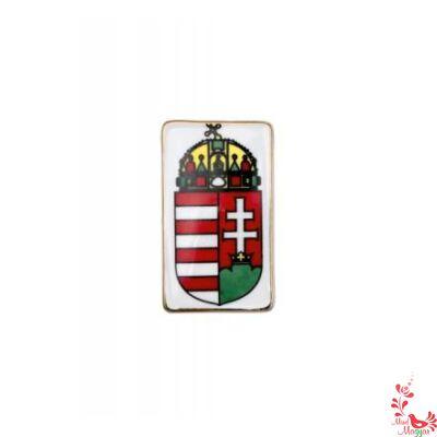Címer hűtőmágnes