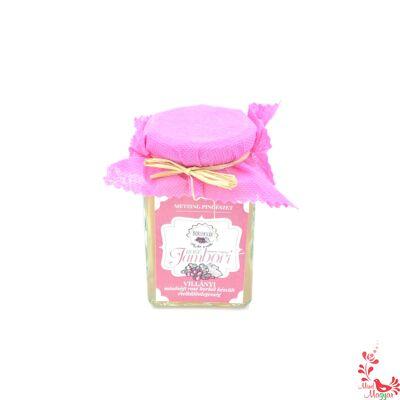 JamBori rozé borlekvár